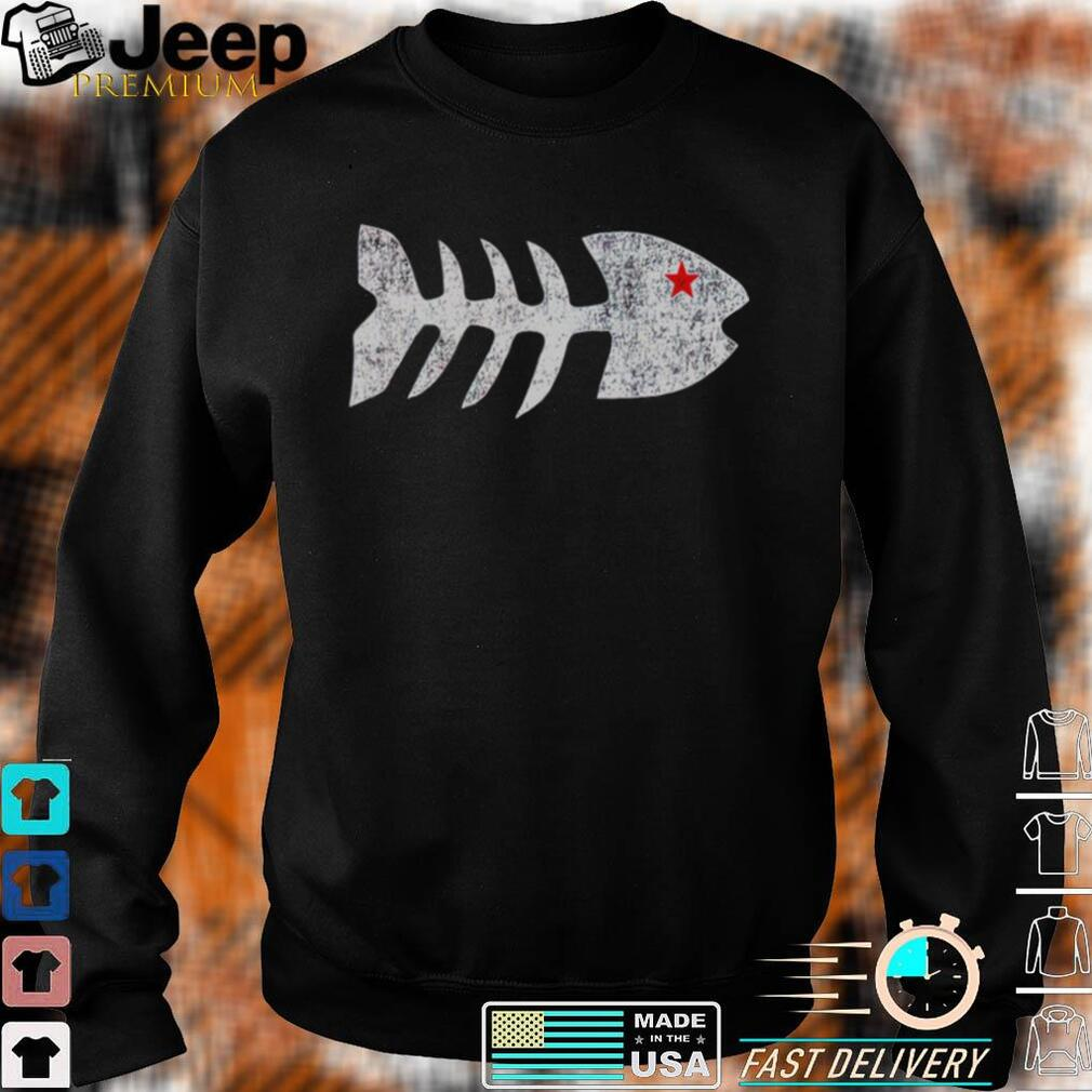 Bobby Fish vintage fish the most educated feet in professional wrestling shirt