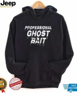 Professional Ghost Bait Halloween Ghost Hunting T Shirt