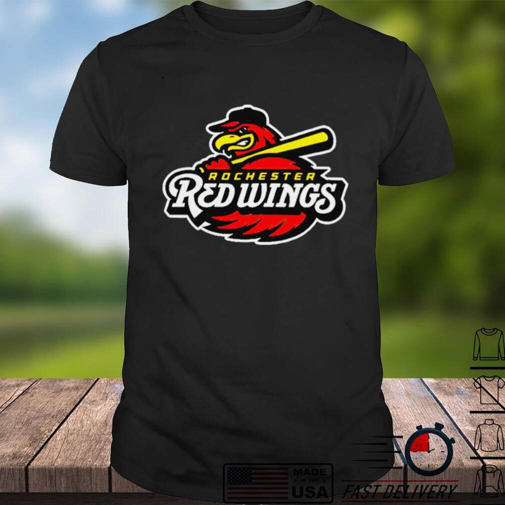 Rochester Red Wings logo T shirt