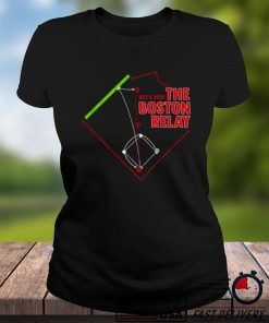 The Boston Red Sox Relay shirt