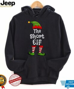 The Short Elf Matching Family Group Christmas Funny T Shirt