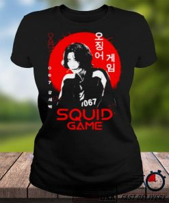 player 067 from Squid Game shirt