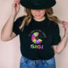 Blessed To Be Called Gigi Hippie shirt 1