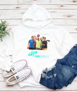 Dudes Perfects Sports Entertainments T Shirt